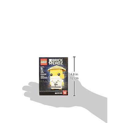 LEGO BrickHeadz Master WU 41488 Ninjago Building Set: Toys & Games