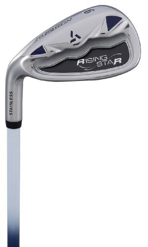 Paragon Rising Star Kids Junior #9 Iron Ages 11-13 Blue / Left-Hand
