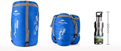 Humanoid Single Sleeping Bag Outdoor Camping Backpacking Travel Hiking Q7C4