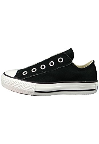 Converse Chucks Kids - CT AS SLIP YTH - Black-White, Schuhgröße:33 30