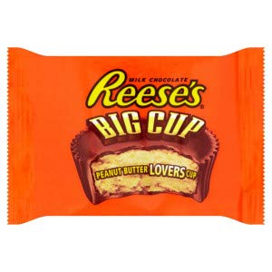 (Reese's Peanut Butter Big Cups, 18.4-Ounce Package (Pack of 16))