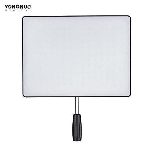 YONGNUO YN600 Air Professional LED Video Light Slim & Light Design 5500K Adjustable Brightness Photography Light CRI≥95 Studio Lighting by Yongnuo