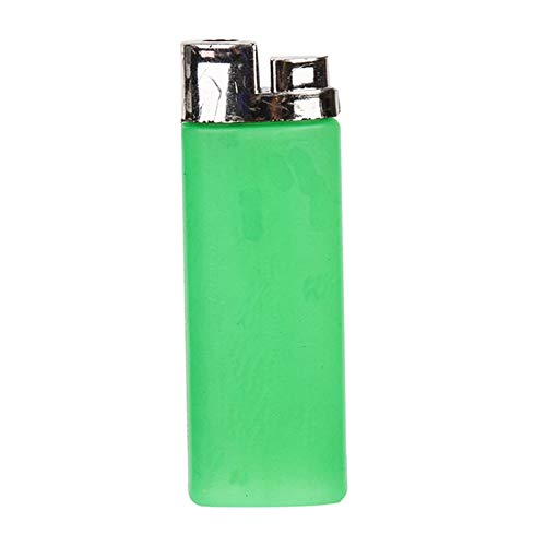 Zconmotarich April Fool's Day Funny Toys, Water Squirting Cigarette Lighter, Practical Jokes Toy Random Color