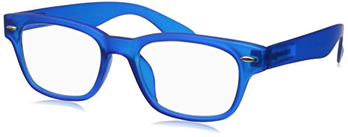 Peepers Style Six Retro Reading Glasses, Blue, - 2016 Glasses Styles