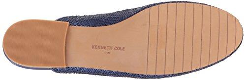 Kenneth Cole New York Mice Wallice Slip On Mocassino Senza Schienale Blu 1