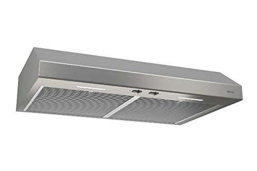 Accessories Blower Hood Vent (Broan BCSEK130SS Glacier Stainless Steel Range Hood, 30-Inch)