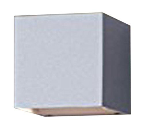 パナソニック(Panasonic) HomeArchiブラケット(上下配光タイプ)シルバーメタリック LGW81512LE1 B00VHAYI0K 13490 シルバーメタリック|上下配光タイプ シルバーメタリック