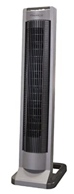 "Soleus Air 35"" Tower Fan with Remote Control, # FC-35R-"