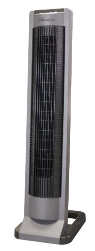 "Soleus Air 35"" Tower Fan with Remote Control, # FC-35R-A"