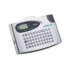 CSOKL60SR - KL60SR Compact EZ-Label Label-it! Label Printer for Tapes up to 1/2 Wide