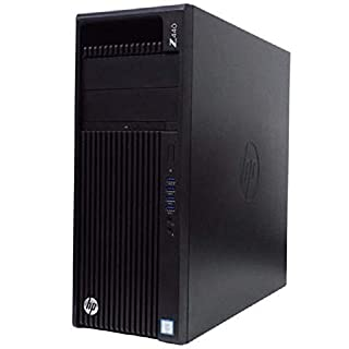 HP Z440 Workstation E5-1603V3 Quad Core 2.8Ghz 128GB 2TB NVS310 Win 10 Pre-Install (Renewed)