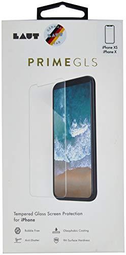 Pelicula Protetora de Vidro Transparente, Iphone X, Laut, Película de Vidro Protetora de Tela para Celular, Transparente