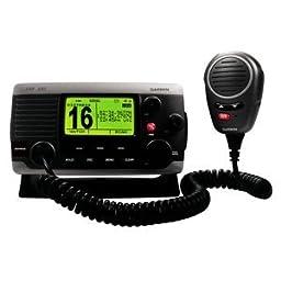 Garmin VHF100 Black VHF Radio >> Current Edition