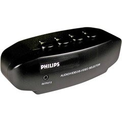 4-Way A/V Selector (Discontinued by Manufacturer)