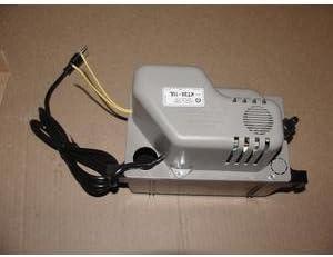 hartell condensate pump wiring diagram amazon com hartell kt3x 1ul condensate pump with safety switch  hartell kt3x 1ul condensate pump