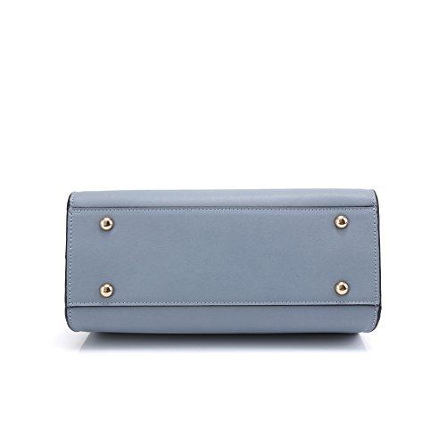 Paquete Rosa Blue Con Moda Solo GWQGZ Y Abarca Cualidades Bolsos Nuevo Hombro De Rqx4P5
