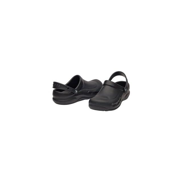 Crocs   010075 001 720   Slip On Shoes w/Strap, Black, Mens 12, PR