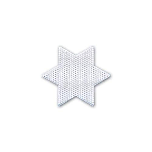 Hama 269 - Loisir Créatif - Midi Plaque - Grande Étoile