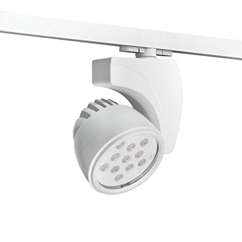 Spot 3000K WAC Lighting WTK-LED27S-30-PT 27W Reflex Track Head for 120V W Track