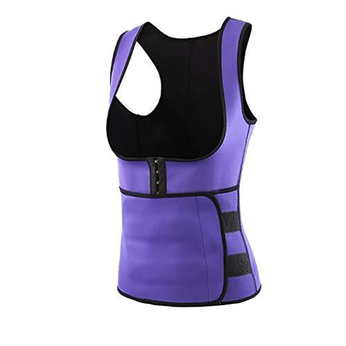 GoodKE Women Shapewear Vest Abdomen Corset Waist Trimmer Belt Back Shoulder Corrector Bustiers from GoodKE