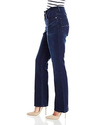 Lee Women's Modern Series Curvy Fit Savannah Bootcut Jean