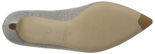 Peter Kaiser Callae, Scarpe col Tacco Donna Beige (Sand Shimmer 049)