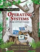 Operating Systems Design and Implementation, 3rd Edition Front Cover