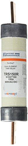 Mersen TRS150R 600V 150A 9 5/8X1 13/16 Time Delay Fuse