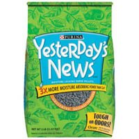 Yesterdays News Original Cat Litter – 5 lb, My Pet Supplies