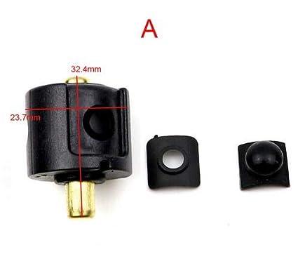 Amazon com : Isali Flashlight Modding Push Button Switch DIY