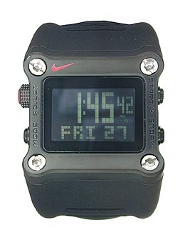 55703b72a60a5 Nike Men's C0034-001 Lebron III Watch: Amazon.co.uk: Watches