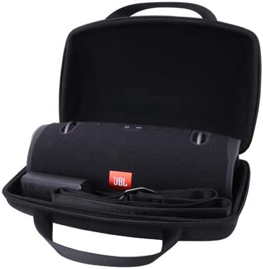 Aenllosi Hard Storage Case for JBL Xtreme Xtreme 2 Portable Wireless Bluetooth Speaker Black