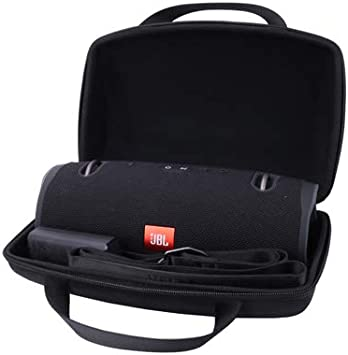 Black Aenllosi Hard Storage Case for JBL Xtreme//Xtreme 2 Portable Wireless Bluetooth Speaker