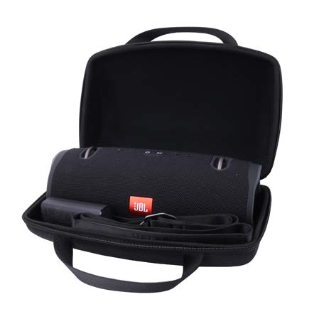 Aenllosi Hard Storage Case for JBL Xtreme/Xtreme 2 Portable Wireless Bluetooth Speaker (Black)