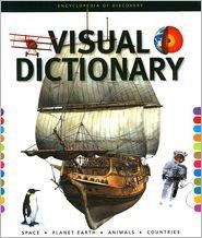 Encyclopedia Discovery Visual Dictionary Weldon