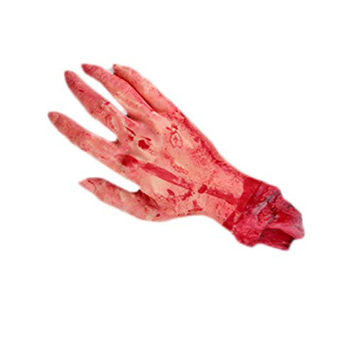 Halloween Scary Decorations Horror Prop Bloody Zombie Food Body Part Organ AfterSo (Magic Pocus Hocus Set)