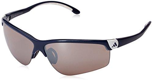 adidas Adivista L A164 6092 Rectangular Sunglasses, Blue Pri