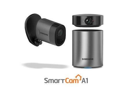 SmartCam A1 スマホでできるホームセキュリティーカメラ   B07QYY66GH