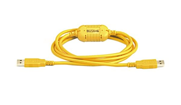 Buslink 6Ft Cable for USB to USB Data Transfer Win98+