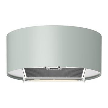 IKEA UDDEN Dunstabzugshaube für Wandmontage; in graugrün; C: Amazon ...