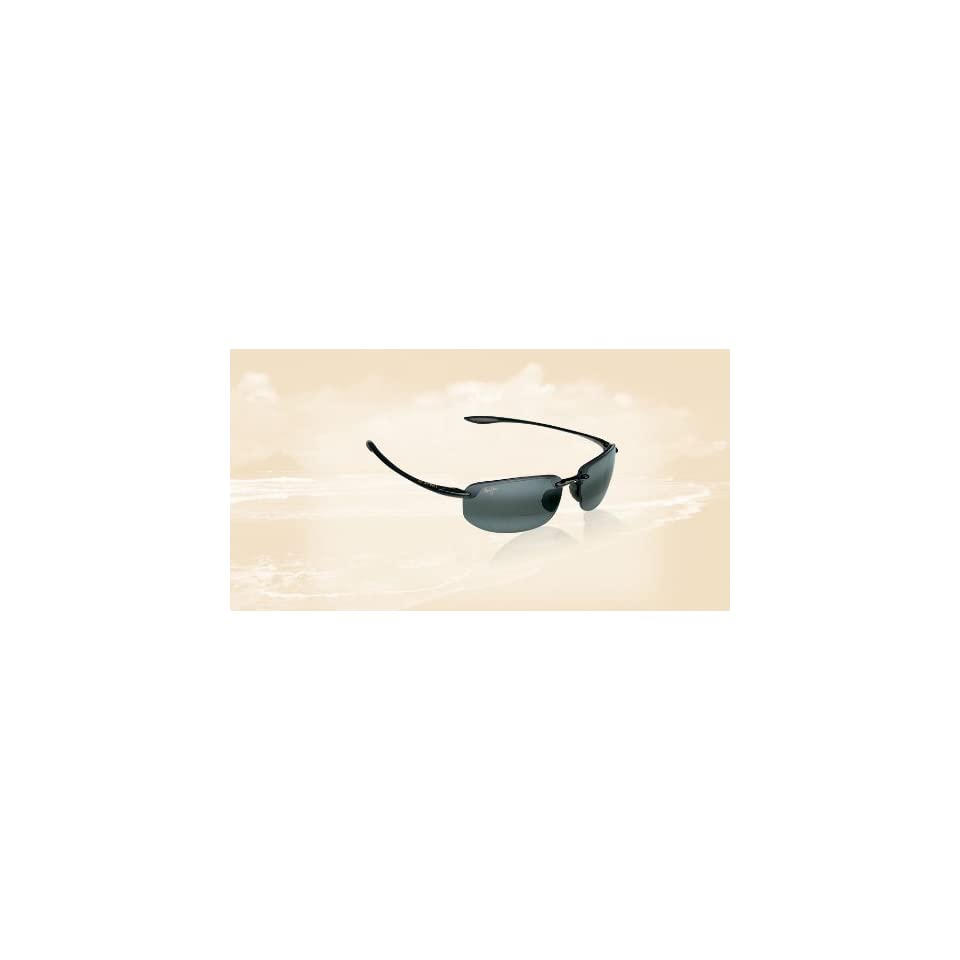 Maui Jim Sunglasses   Hookipa Readers  all colors and powers, +1.5, G807 02Black/Neutral Grey