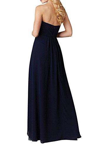Navy Rot lo Damen Linie Champagner Hi Blau Spitze Ballkleider A Abendkleider Brautjungfernkleider Herzausschnitt Charmant OEwHq