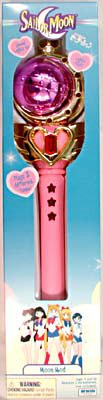 Rare Sailor Moon Moon Rod / Scepter