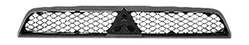 OE Replacement Mitsubishi Lancer Grille Assembly (Partslink Number MI1200254) - Mitsubishi Lancer Grille Replacement