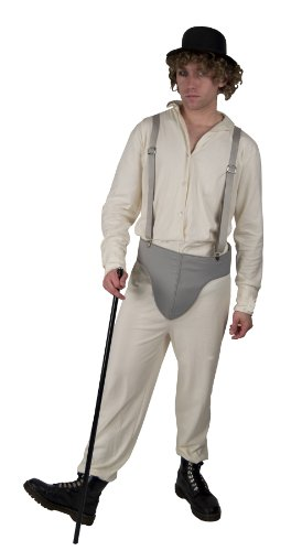 Brother Droog Costume (Droog Clockwork Orange Costume)