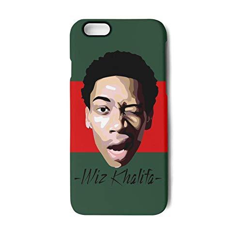 Famouse-Rap-Singer-Wiz-Khalifa- Mobile Phone case for iphone7 Plus iphone8 Plus iPhone Cases