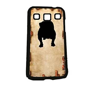 Bulldog Brick Samsung Galaxy Win i8550 i8552 Case - Fits Samsung Galaxy Win i8550 i8552