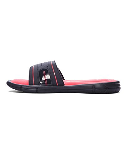 Women's Slide Sandal Cerise Ignite Black VII Armour Under FqA8wF