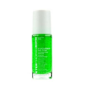 Peter Thomas Roth Cucumber De-tox Hydrating Serum, 1 Fluid Ounce (Serum Detox)