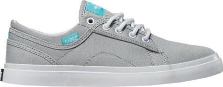 DVS , Chaussures spécial skateboard pour femme Gris gris .